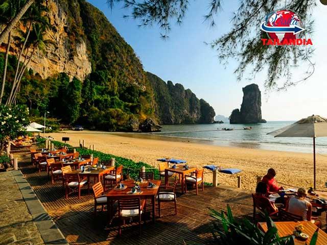 Ao Nang Krabi Tailandia