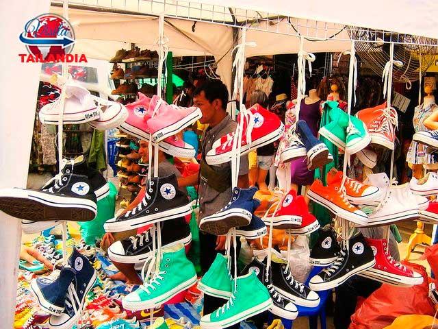 El mercado Chatuchak