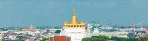 The Golden Mountain o Wat Sake
