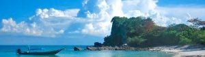 Choeng Mon bahías llenas de bellezas