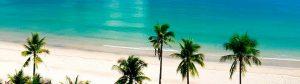 Silver Beach y sus blancas arenas