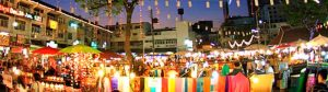 Mercadillos nocturnos en Chiang Mai