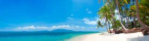 La playa Chaweng en Koh Samui