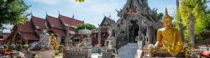 El templo Wat Chedi Luang
